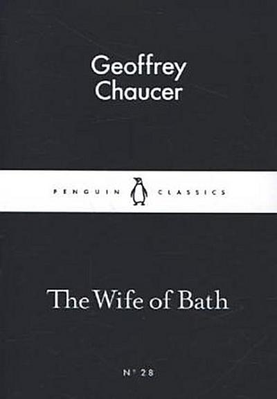The Wife of Bath (Little Black Classics 28)