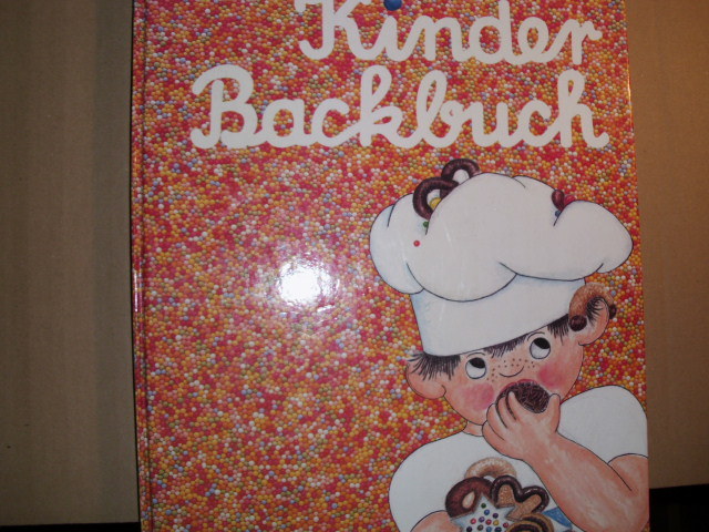 Dr. Oetker KINDER BACKBUCH EA.