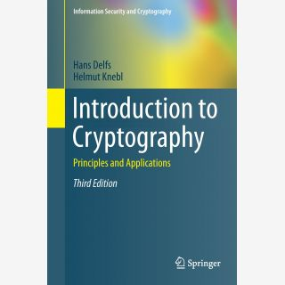 Introduction to Cryptography - Principles and Applications