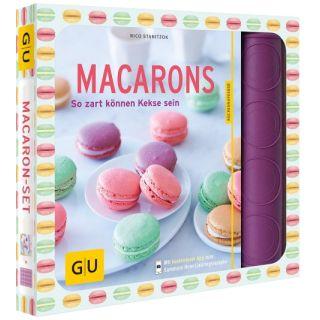 Macaron-Set - So zart können Kekse sein