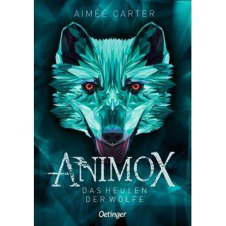 Animox 01. Das Heulen der Wölfe - Simon Thorn and the wolf's den