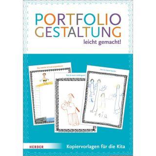 Portfoliogestaltung leicht gemacht - Kopiervorlagen für die Kita