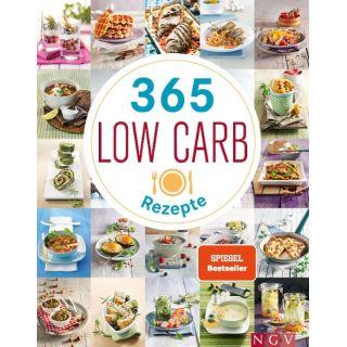 365 Low-Carb-Rezepte - Low Carb Rezepte für ein ganzes Jahr
