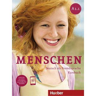 Menschen A1/1. Deutsch als Fremdsprache / Kursbuch
