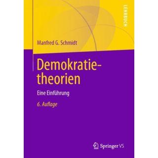 Demokratietheorien - Eine Einführung