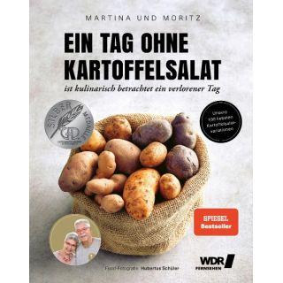 Ein Tag ohne Kartoffelsalat ist kulinarisch betrachtet ein verlorener Tag - Unsere 100 liebsten KartoffelsalatVariationen