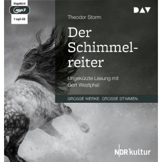 Der Schimmelreiter - Ungekürzte Lesung mit Gert Westphal (1 mp3-CD)