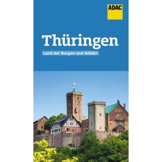 ADAC Reiseführer Thüringen - Der Kompakte mit den ADAC Top Tipps und cleveren Klappenkarten