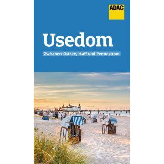 ADAC Reiseführer Usedom - Der Kompakte mit den ADAC Top Tipps und cleveren Klappenkarten