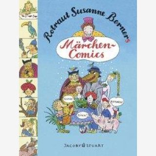 Rotraut Susanne Berners Märchencomics - Sonderausgabe für Junges Buch für die Stadt