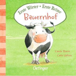 Erste Wörter - Erste Reime. Bauernhof
