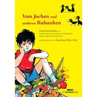 Vom Jochen und anderen Rabauken - Fünf Geschichten